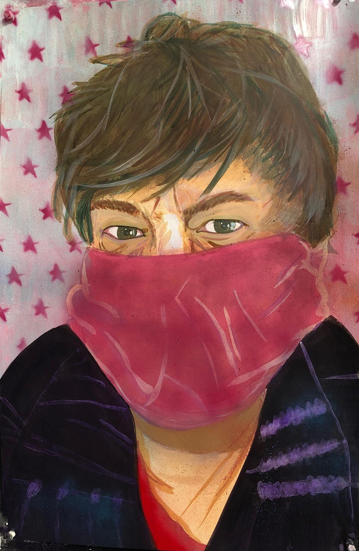 Jessica Rath artist, 2020