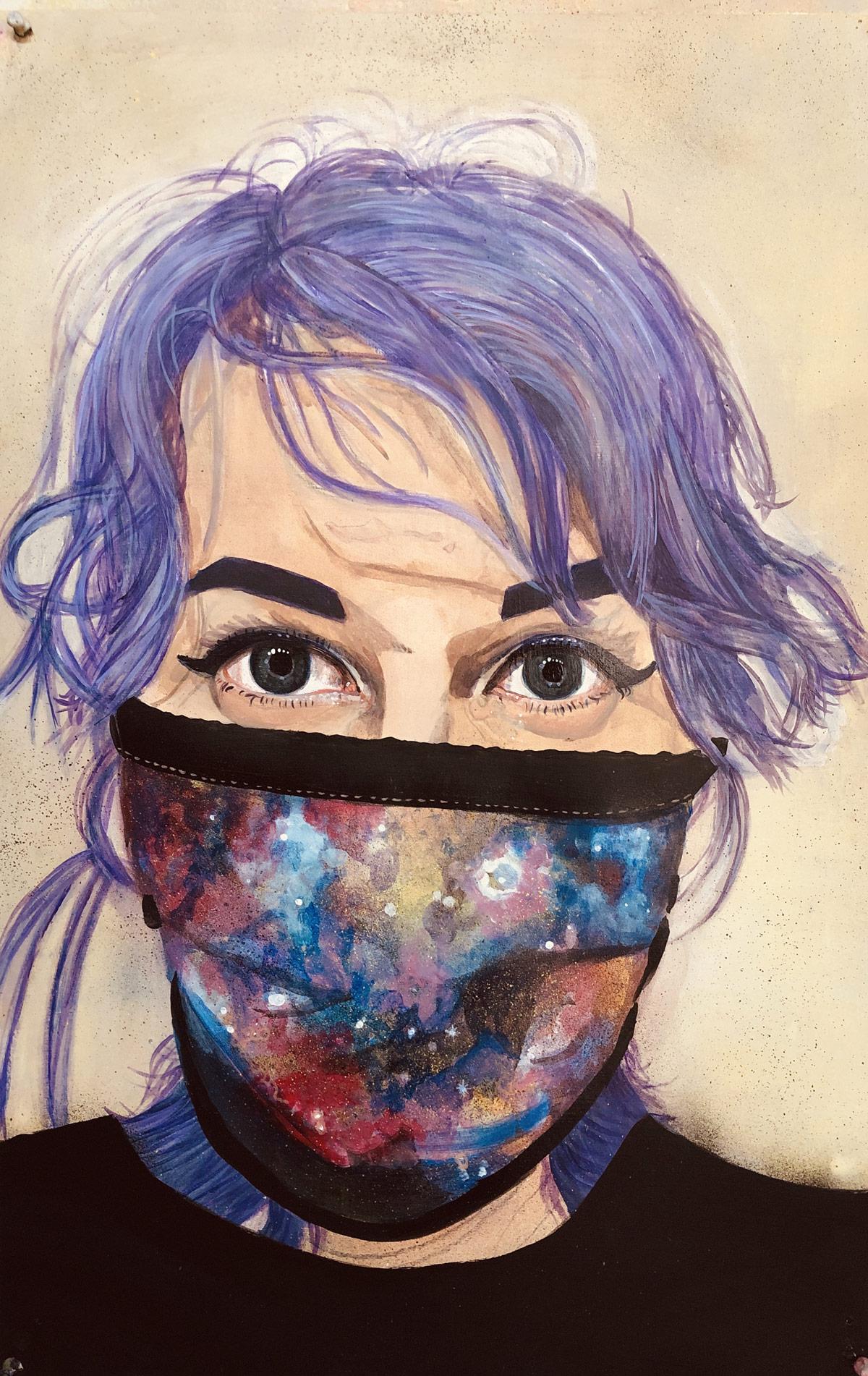 Megan Tamas (senior fabricator MASS MoCA/artist), North Adams, MA, 2020