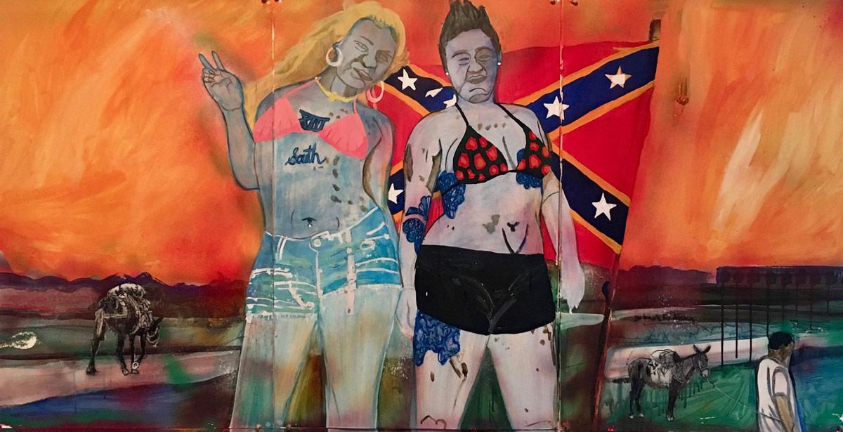 southern culture crash, 2017